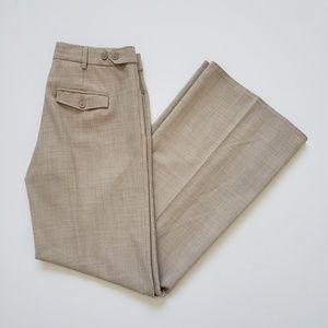 Express Editor Wide Leg Dress Pants Women's 8